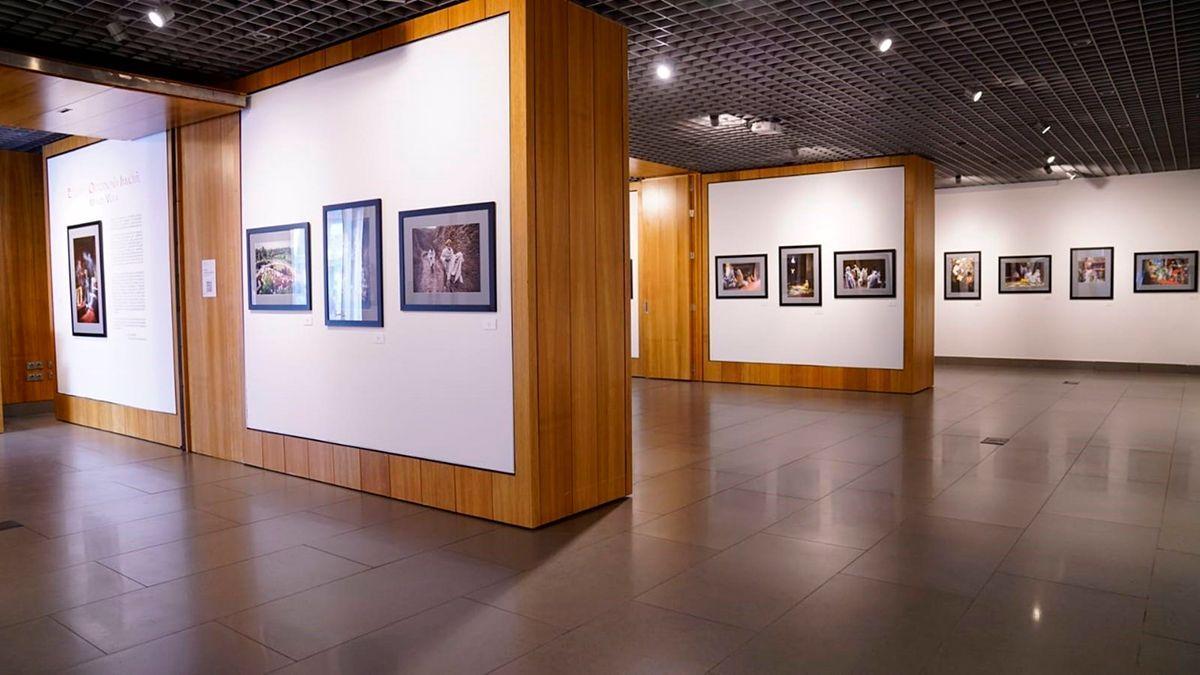 Exposición en la Fundación Cajasol.