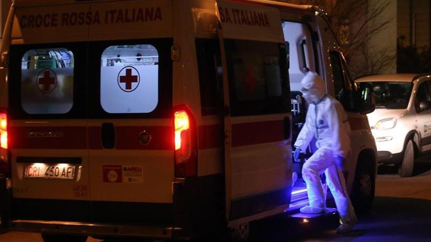 Fallece un italiano de 78 años entre los contagiados por el coronavirus