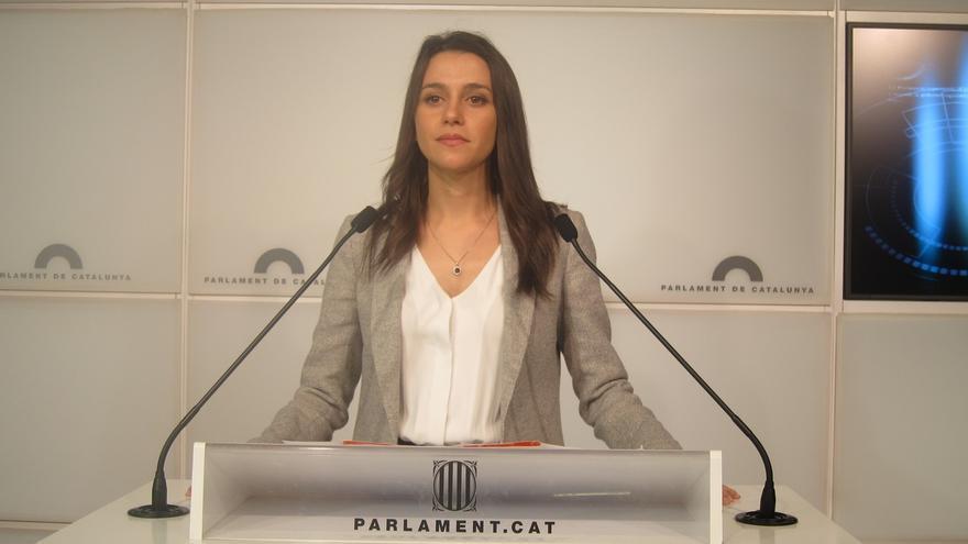Arrimadas asegura que C's ya prepara una nuevas elecciones en Catalunya