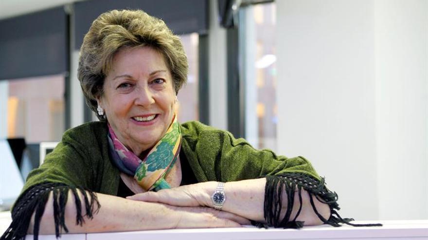 Fallece Paloma Gómez Borrero, excorresponsal de RTVE y la COPE en Vaticano
