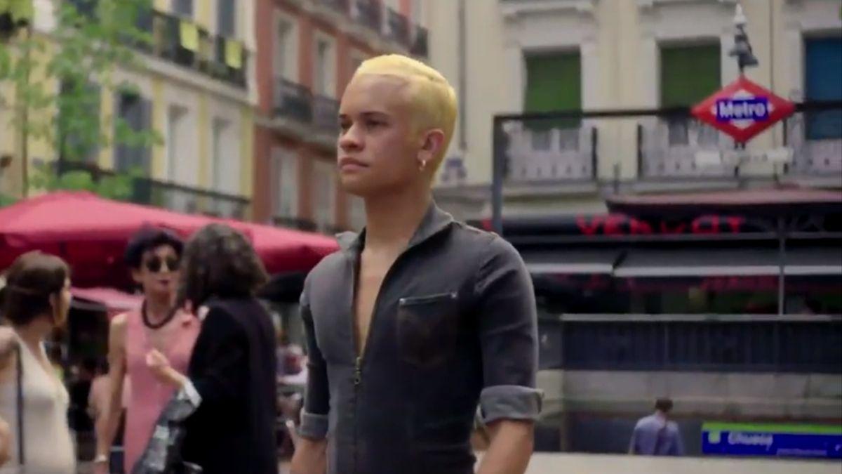 Fotograma del nuevo vídeo promocional del Orgullo | AYUNTAMIENTO DE MADRID