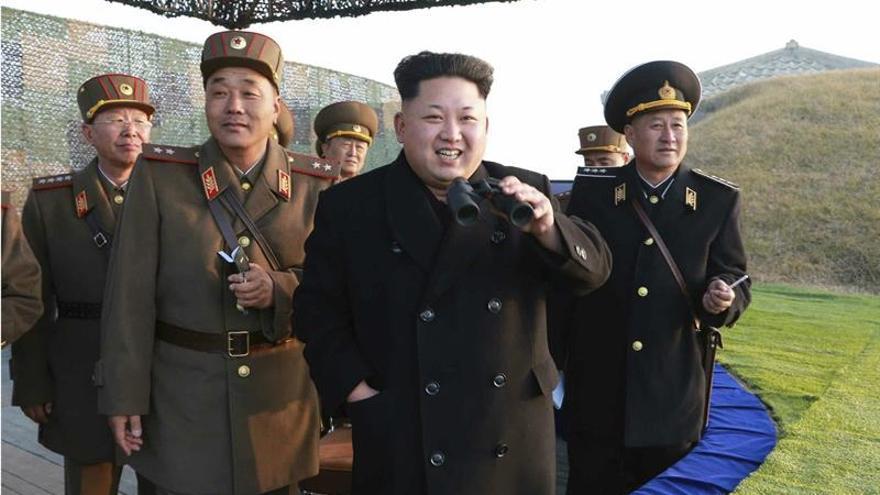 Kim Jong-un inaugura una nueva central hidroeléctrica en Corea del Norte