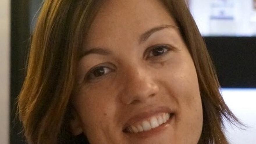 Marina Tristán, Maestra en el CEIP Santa María del Buen Aire, en Cartagena