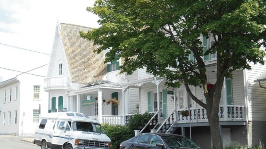 Casa donde se fundó Desjardins, el Lévis (Quebec), hoy museo