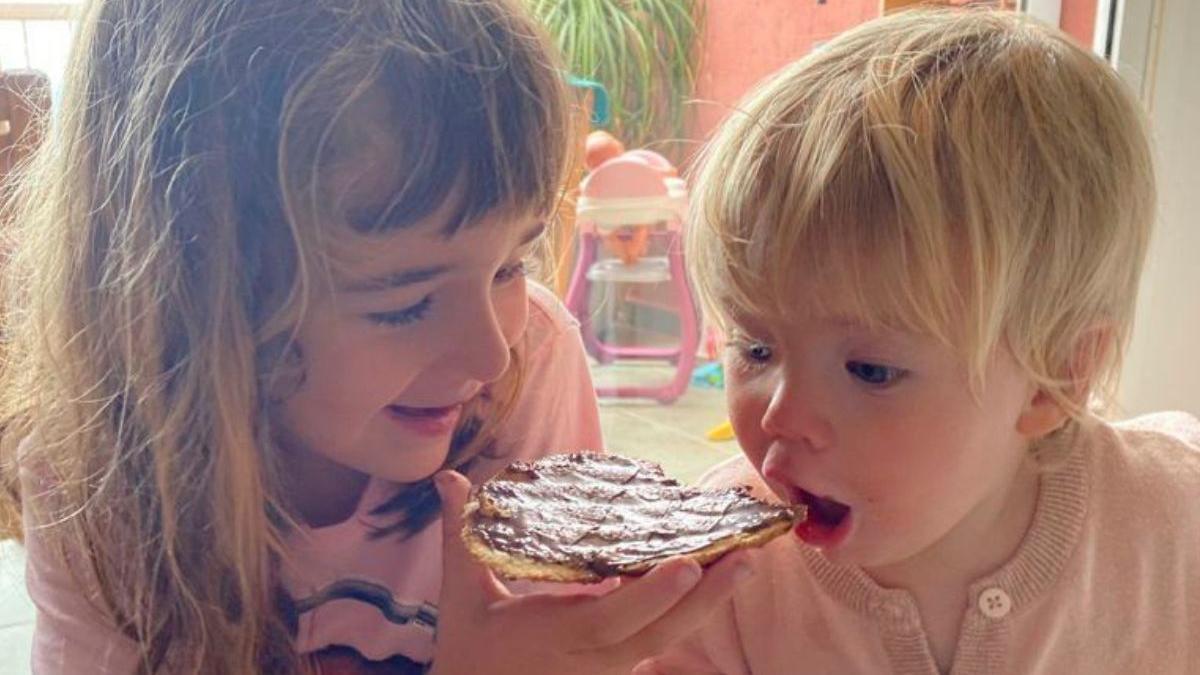 Olivia y Anna Gimeno, las niñas desaparecidas en Tenerife