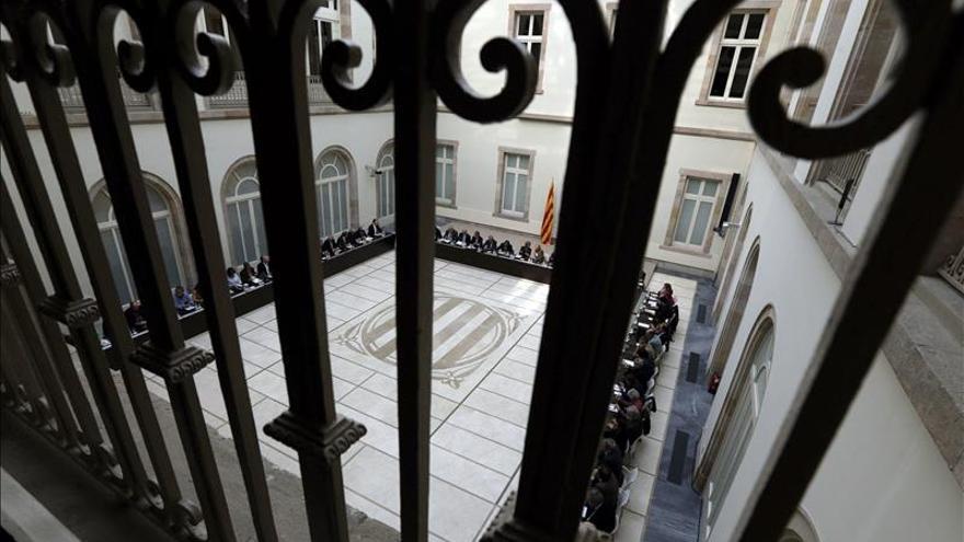 El Govern presenta recurso ante el Constitucional para que reconsidere la suspensión del 9N