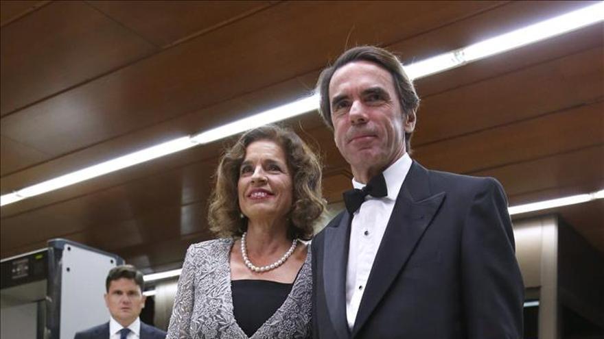 Aznar revela preocupación por la gestión que hizo el PP de la campaña de 2004