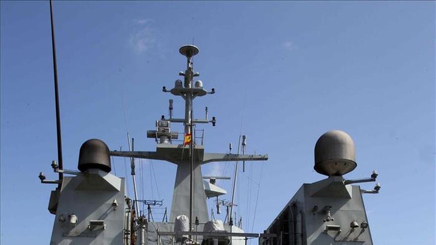 La piratería en Somalia ha desaparecido pero la vigilancia debe seguir, según la Armada