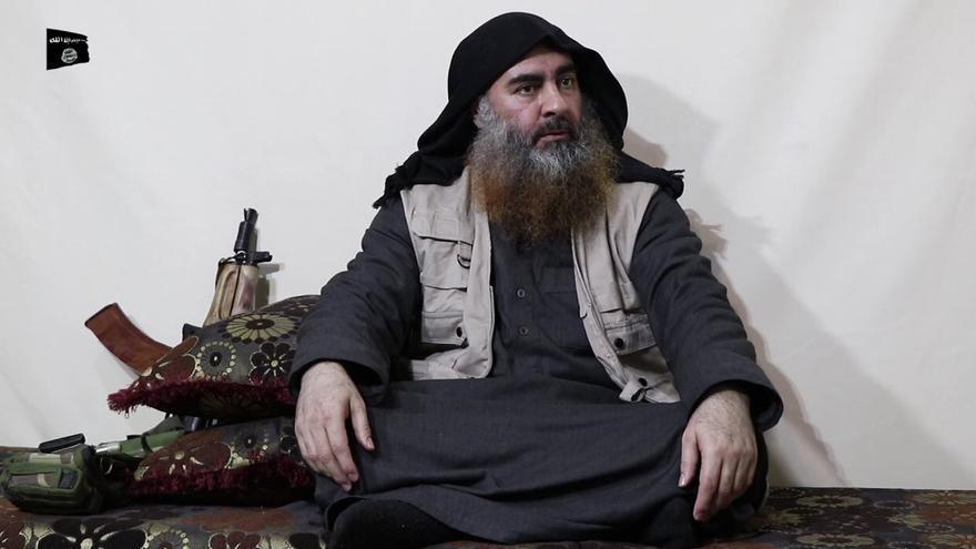 Abu Bakr al-Baghdadi reaparece después de cinco años oculto.