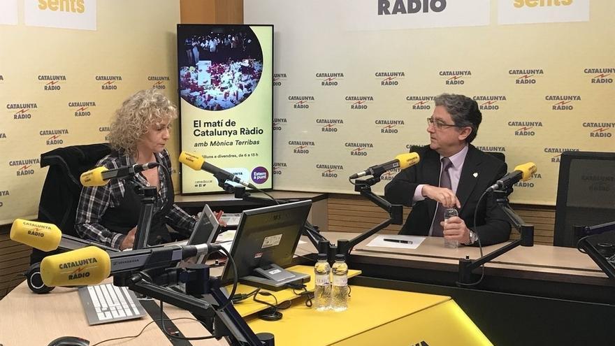 Millo condiciona levantar la intervención de las cuentas catalanas a que se cumpla la ley