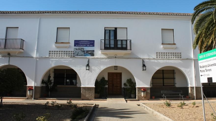 Residencia universitaria 'Diego Muñoz Torrero' de Cáceres