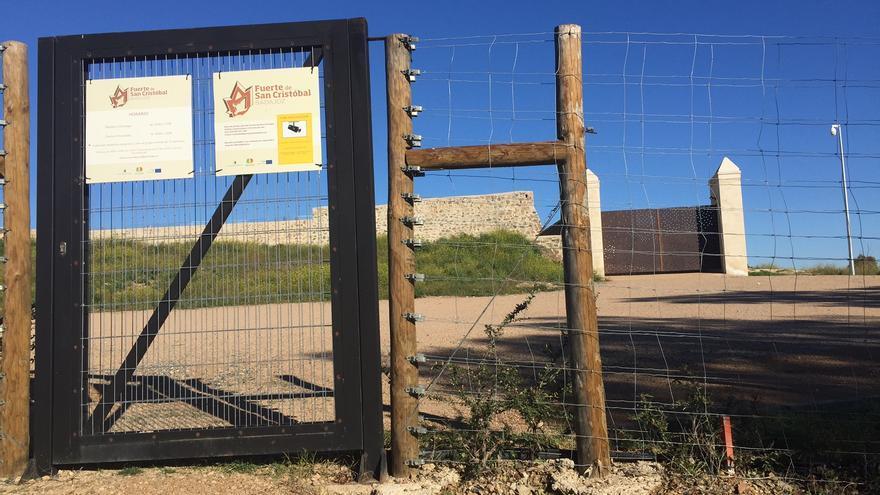 Fuerte de San Cristóbal, Badajoz