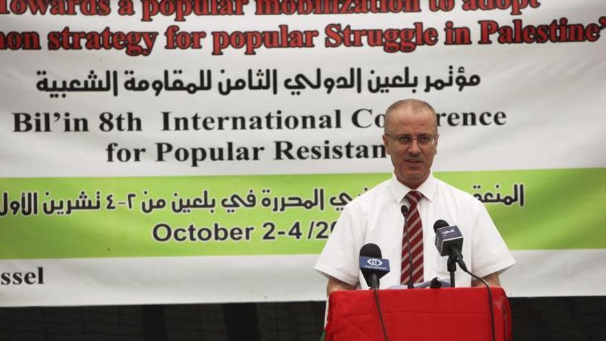 El primer ministro palestino trata de poner fin a la huelga en la UNRWA