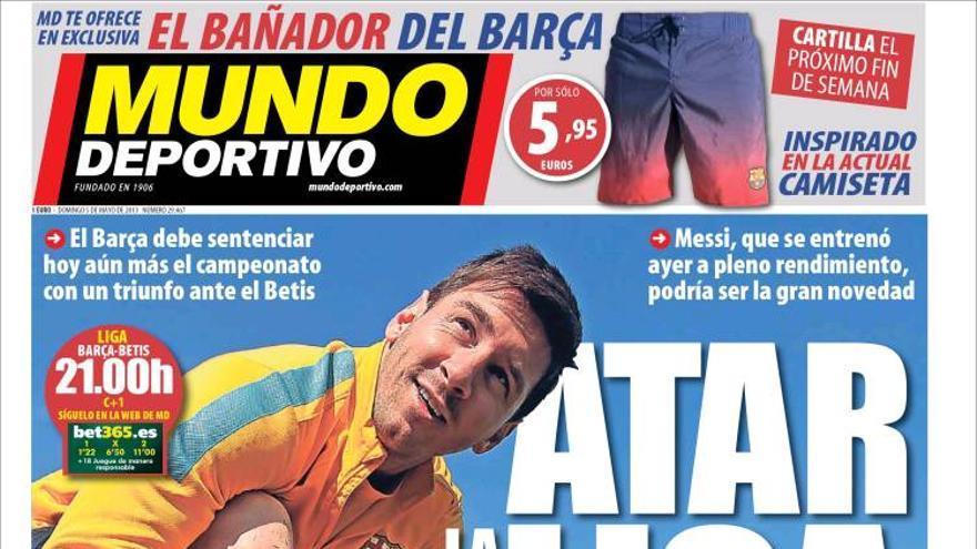 Las portadas del día (5-05-2012) #15