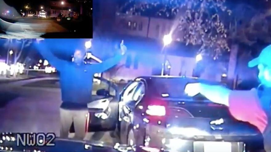La brutal detención de la Policía de EEUU de un hombre negro acusado de robar su propio coche