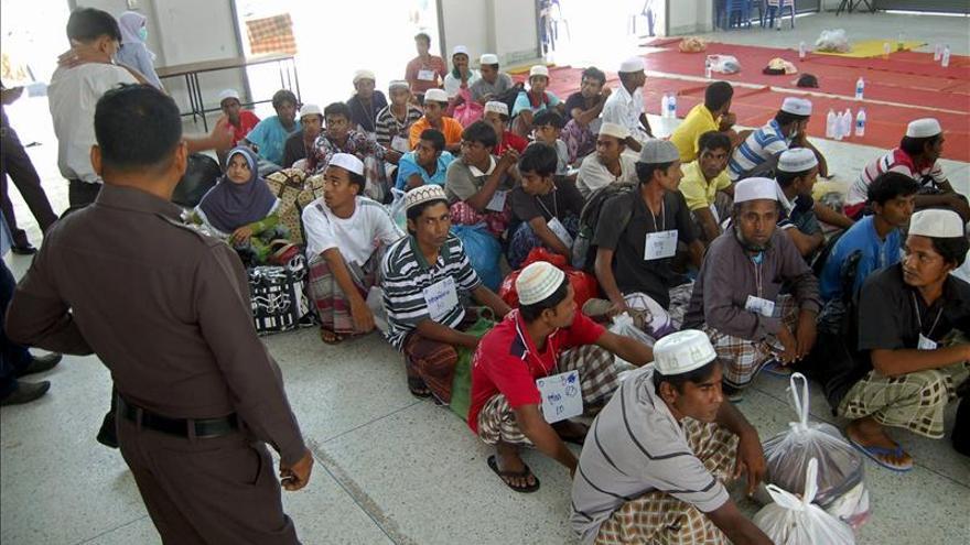 EE.UU. está dispuesto a ayudar al Sudeste Asiático a afrontar la crisis de migrantes