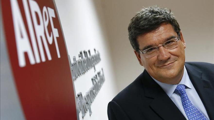 """La Autoridad Fiscal ve objetivos de consolidación """"ambiciosos, pero alcanzables"""""""