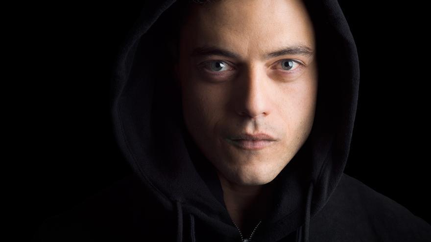 Rami Malek, protagonista de 'Mr. Robot'