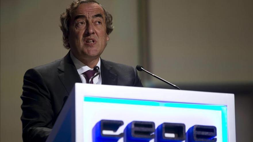 Rosell pide flexibilidad para cerrar el acuerdo de negociación colectiva