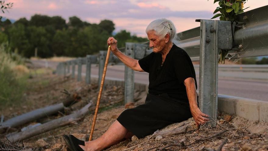 Fotograma del documental 'El silencio de otros', de Almudena Carracedo y Robert Bahar