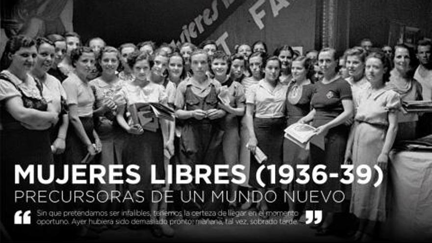 Mujeres Libres Exposición
