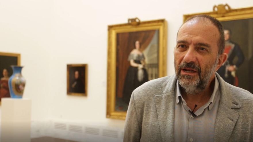 José Ignacio Casar Pinazo, director del Museu de Belles Arts de València