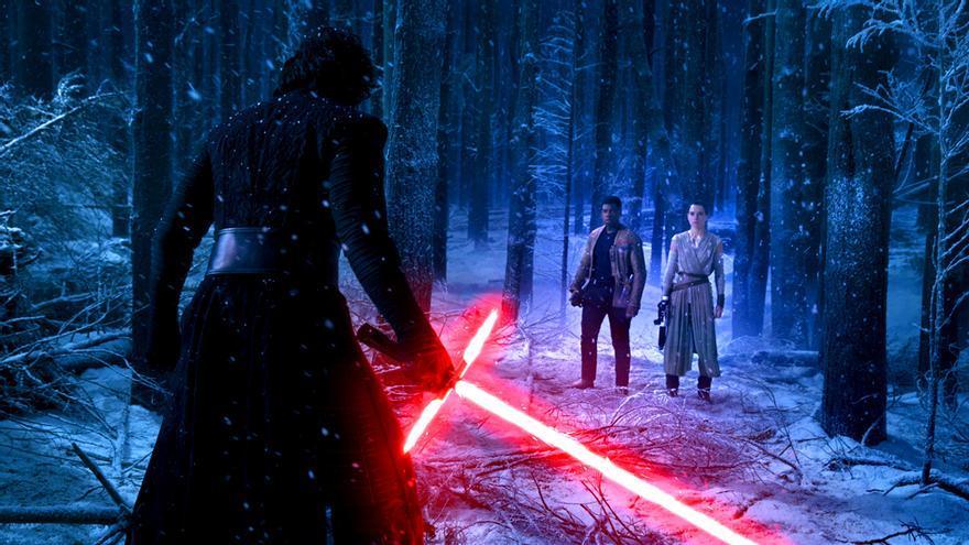 Star Wars Ep VII El despertar de la fuerza