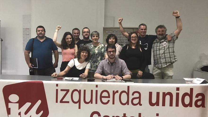 """Leticia Martínez, nueva coordinadora de una IU """"más pegada a la calle"""""""