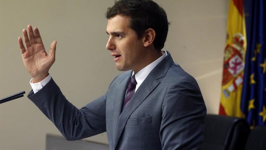 Rivera pide celeridad al Gobierno para negociar los presupuestos