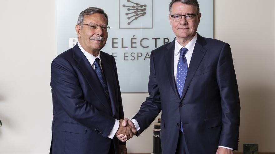 José Folgado y Jordi Sevilla.