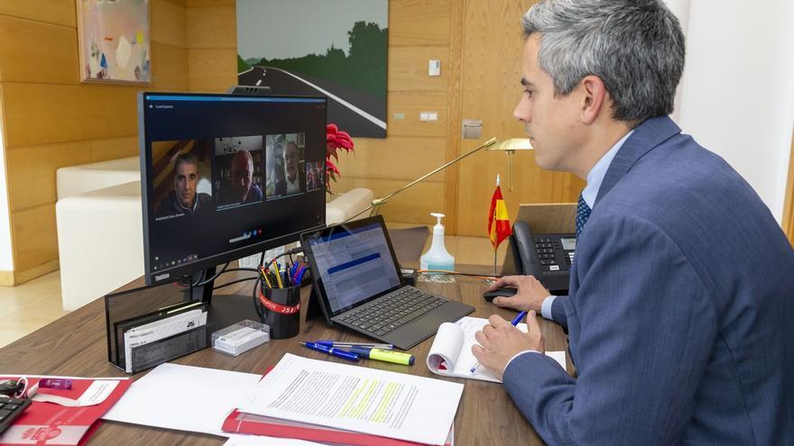La Universidad de Cantabria finalizará el curso de forma no presencial y adaptará contenidos y evaluación