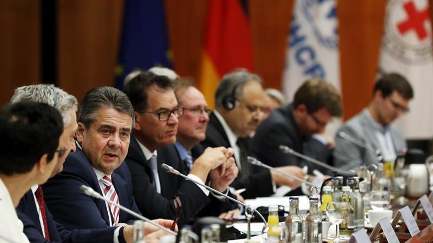 Alemania reclama ayuda humanitaria urgente para combatir la hambruna en África