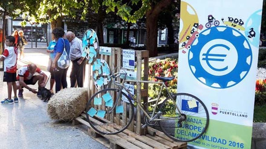 Semana de la Movilidad en Puertollano (Ciudad Real) / Ayuntamiento