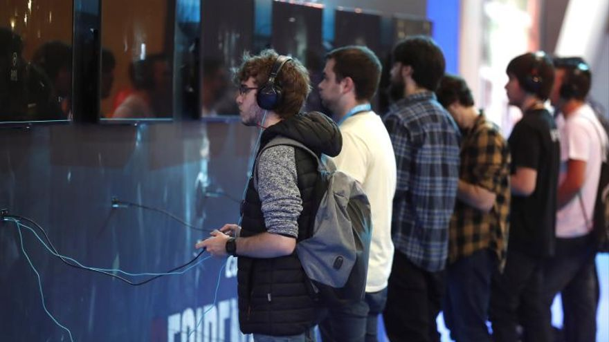 Madrid Games Week, la feria de videojuegos más importante de España.