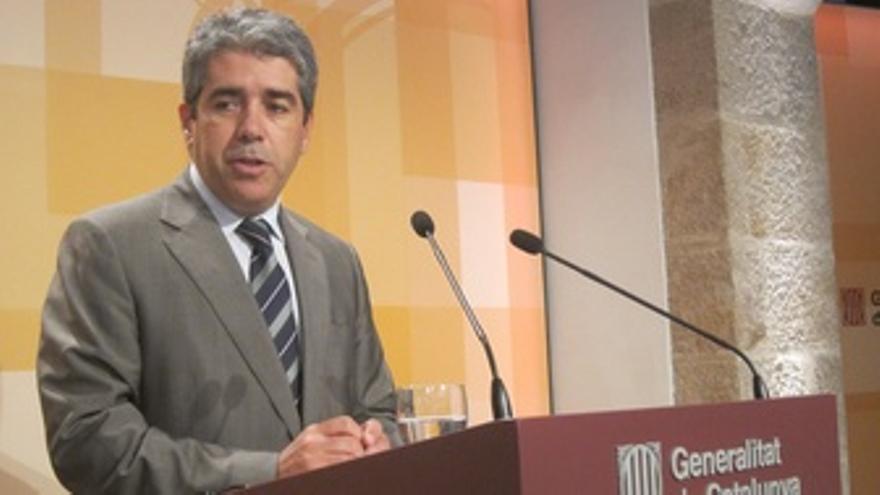 El Portavoz Francesc Homs, Tras El Consell Executiu