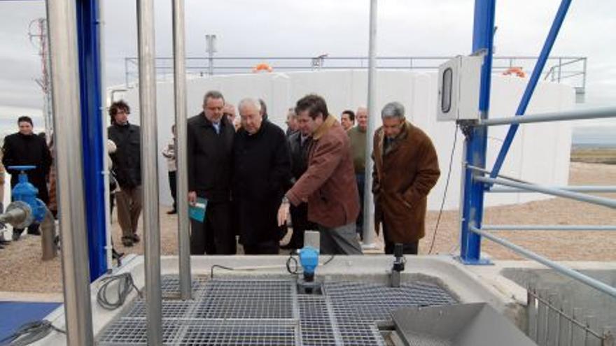 El exconsejero de Medio Ambiente Alfredo Boné y el exvicepresidente José Ángel Biel, del PAR.