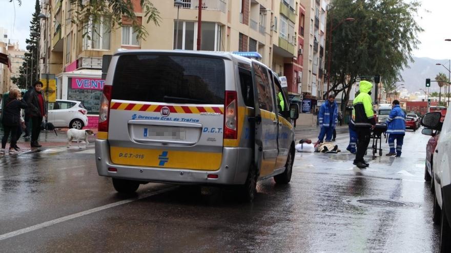 Treinta personas han muerto atropelladas en Andalucía en lo que va de año