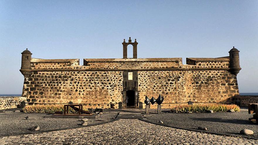 Castillo de San José en Arrecife (DIARIO DE LANZAROTE)