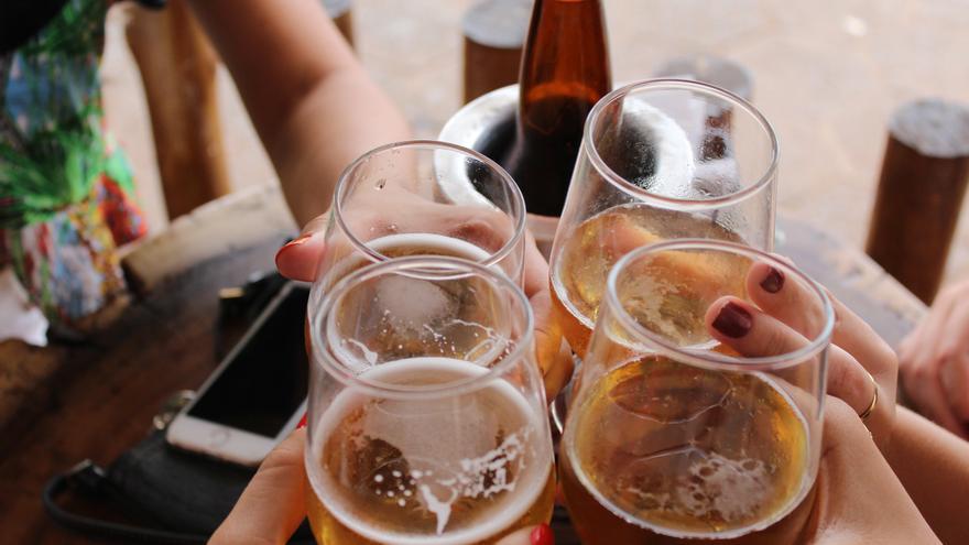 El consumo de cerveza no ha dejado de crecer desde el fin de la crisis