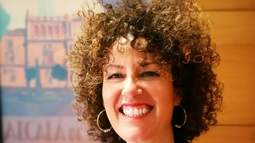 La profesora de la Universidad de Alcalá, Blanca García Henche