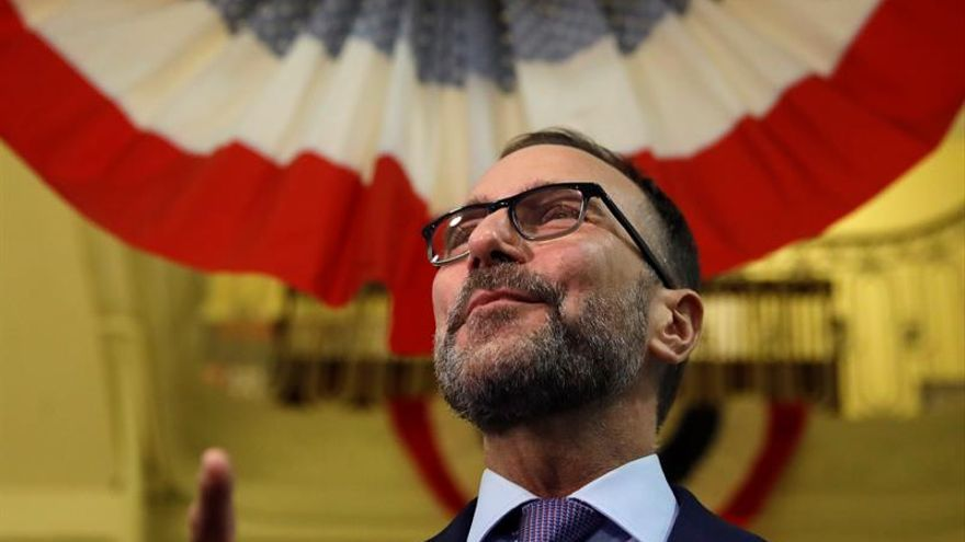 """PSOE traslada a embajador EEUU su """"inquietud"""" por los nombramientos de Trump"""