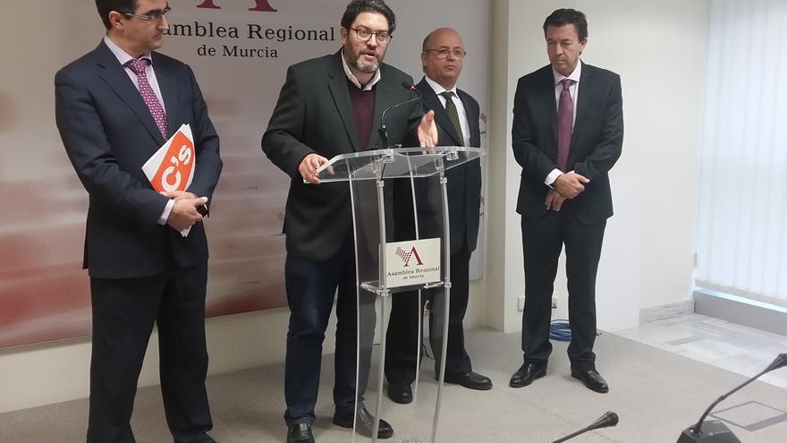 Ciudadanos ha aprobado los presupuestos regionales tras llegar a un acuerdo con el Partido Popular