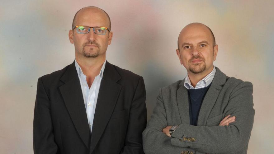 José Tomás Rodríguez de Paz y Carlos Gustavo Hernández Hernández.