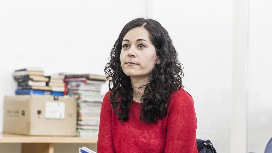 María Rozas, edil de Hacienda y teniente de Alcaldía en Santiago