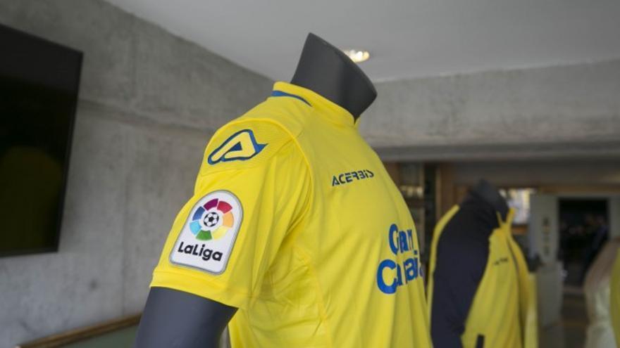 Camiseta de la Unión Deportiva Las Palmas
