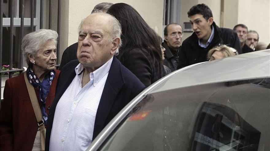 El fiscal espera que el seguimiento de la fortuna de Pujol aclare si su origen es ilícito