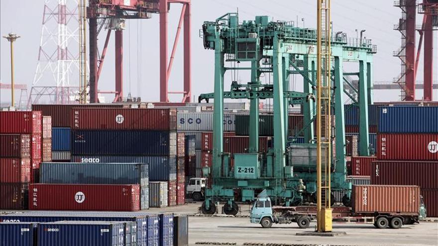 Las importaciones chinas a la UE sumaron el récord de 302.500 millones euros en 2014