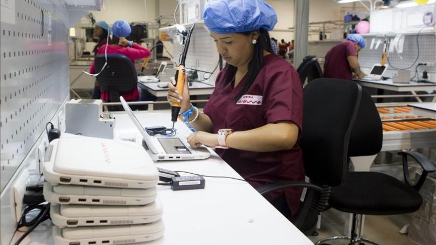 La producción manufacturera española se acelera en el mes de octubre
