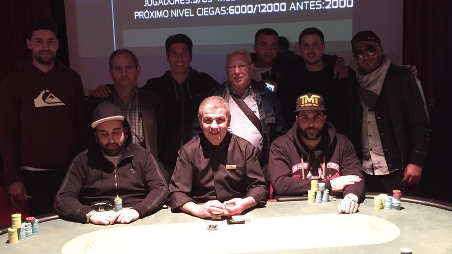 Open Póker Canarias 2015