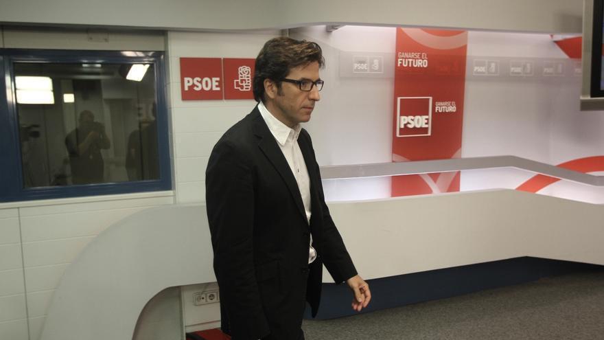 """El PSOE tacha de """"obscena"""" la presencia de Castedo junto a Felipe VI y acusa al PP de no actuar contra la corrupción"""